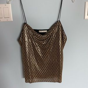 WORN ONCE Alice and Olivia tank top